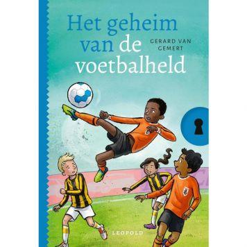 Boek Het Geheim Van De Voetbalheld
