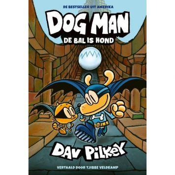 Boek Dog Man Deel 7 De Bal Is Hond