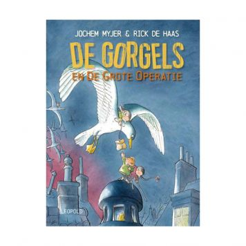 Boek De Gorgels En De Grote Operatie