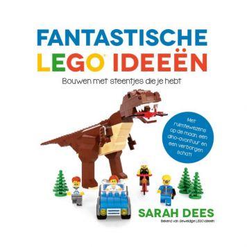 Boek Fantastische Lego Ideeen