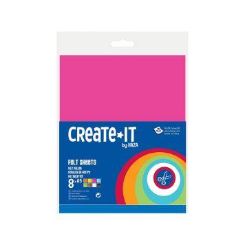 Create-It Vilt Vellen A5