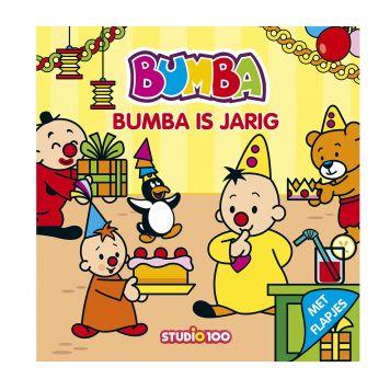 Bumba Kartonboek Met Flapjes - Bumba Is Jarig