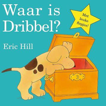 Boek Waar Is Dribbel? Kartonboek