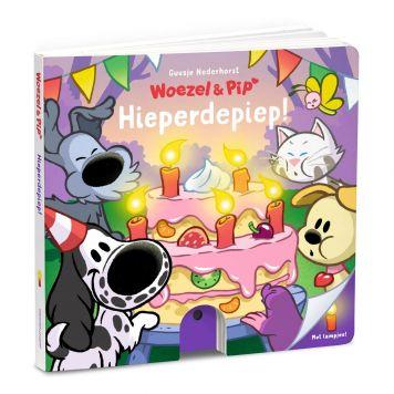 Boek Woezel En Pip - Hieperdepiep!