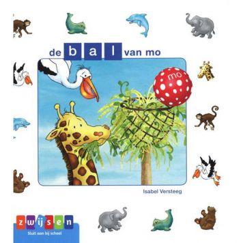 Boek Kleuter De Bal Van Mo