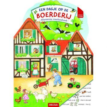 Boek Een Dagje Op De Boerderij Kartonboek