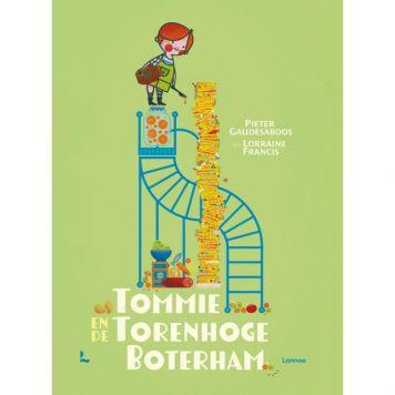 Boek Tommie En Torenhoge Boterham