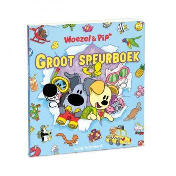Boek Woezel En Pip Speurboek Karton