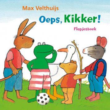 Boek Kikker Flapjesboek Oeps Kikker