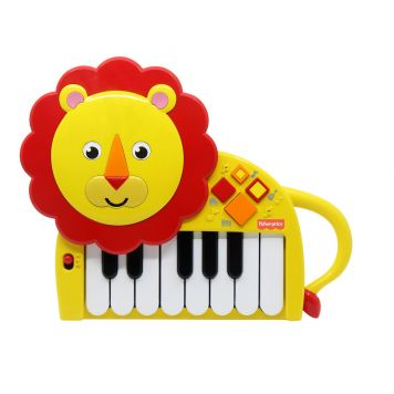 Fisher Price Mini Animal Piano Lion