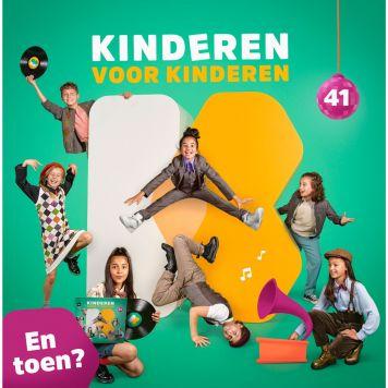 CD Kinderen Voor Kinderen Deel 41 En Toen?