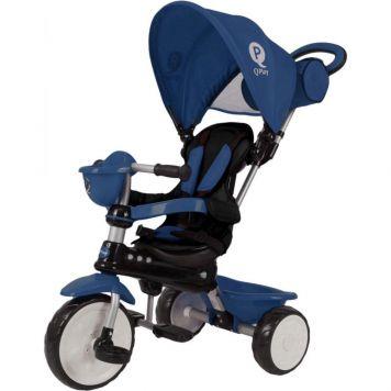 Driewieler Comfort 4 In 1 Blauw