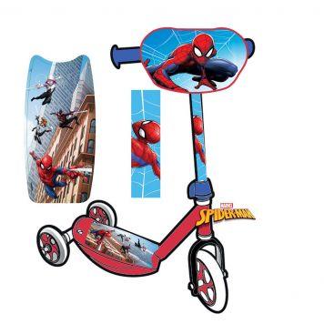 Spiderman Step 3 Wielen