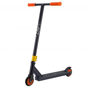 Alert Stunt Step Abec 9 Recht Stuur Oranje/Zwart