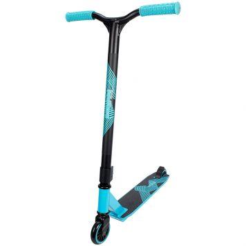 Step Stunt Scooter Blauw Zwart
