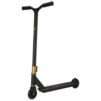 Step Stunt Scooter Zwart / Brons