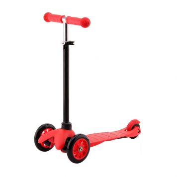 Step Scooter Driewieler Rood