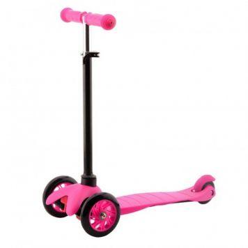 Step Scooter Driewieler Roze
