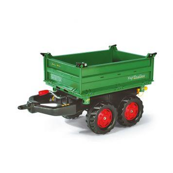 Aanhanger Rolly Toys Megatrailer