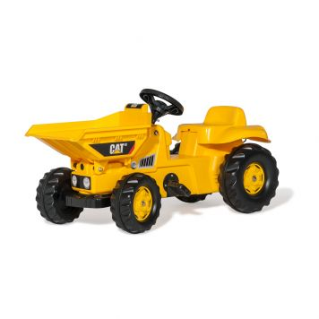 Traptractor Rolly Toys CAT DumperKid