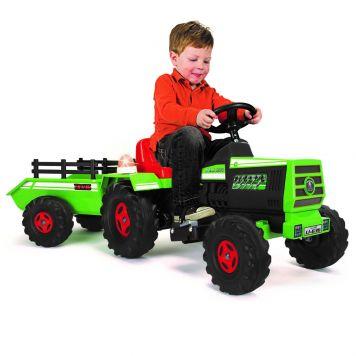 Accu Tractor 6V 136x52x50Cm