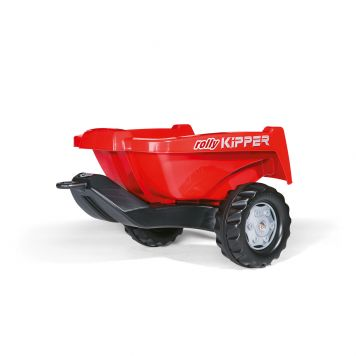Rolly Toys Aanhanger RollyKipper Rood