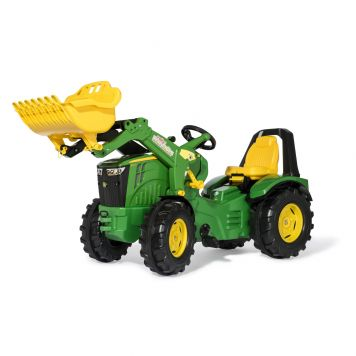Tractor John Deere X-Trac 8400R Premium