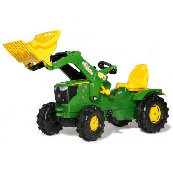 Traptractor Rolly Toys John Deere Shovel 6210R