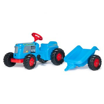 Traptractor RollyKid Classic Blauw