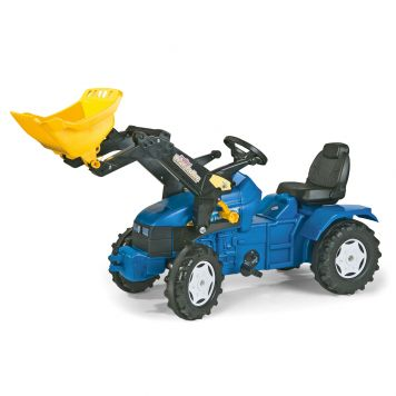 Traptractor Rolly Toys New Holland TS110