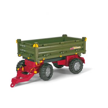 Aanhanger Rolly Toys Multi Trailer