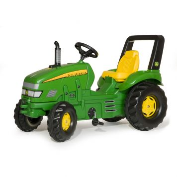 Traptractor Rolly Toys John Deere X-Trac
