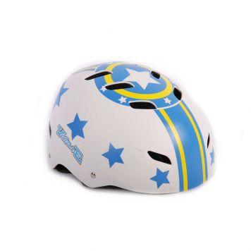 Helm Skateboard Blauw