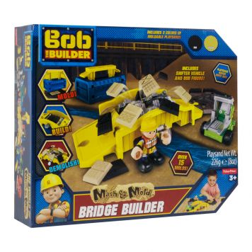 Bob The Builder Mash & Mold Spring '17 Set