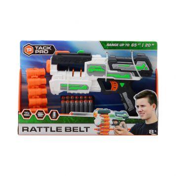 Tack Pro Rattle Belt met 14 Darts 30 cm
