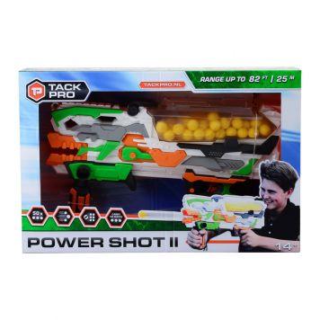 Tack Pro Power Shot II met 50 ballen 50 cm