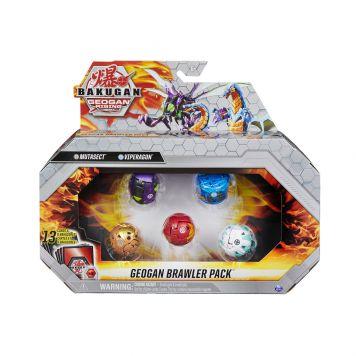 Bakugan Geogan Brawler 5 Pack Season 3.0 Mix 2