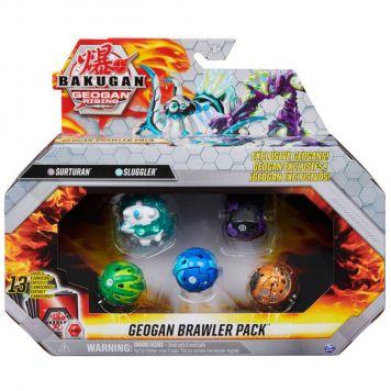 Bakugan Geogan Brawler 5 Pack Assortment Season  3.0