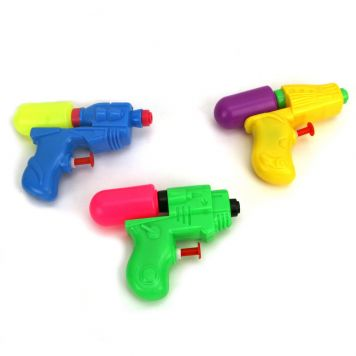 Water Pistool 12 Cm Assorti