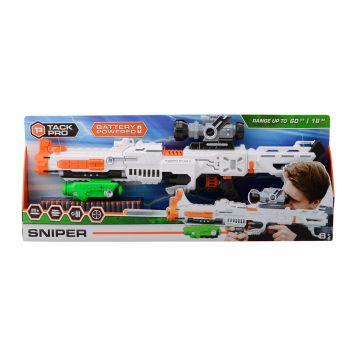 Tack Pro Sniper 7 met 22 Darts en Licht 75 cm