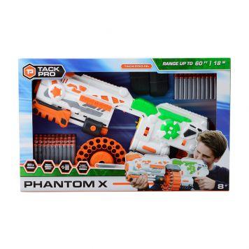 Tack Pro Phantom X met 80 Darts 70 cm