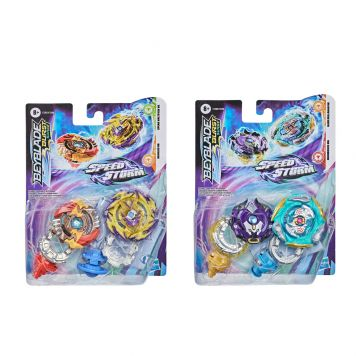 Beyblade Speedstorm Dual Pack