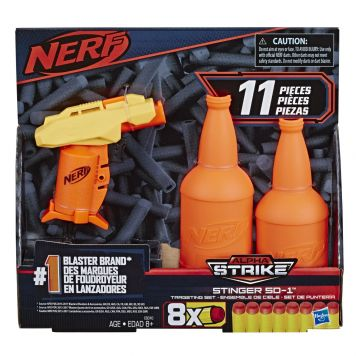 Nerf Alpha Strike Stinger Plus Extra's