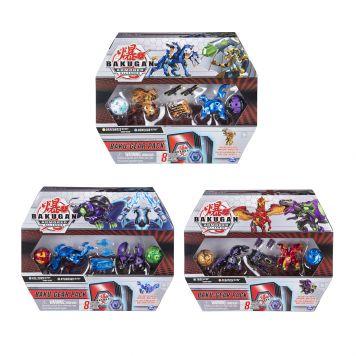 Bakugan S2.0 Bakugear 4 Pack Assorti