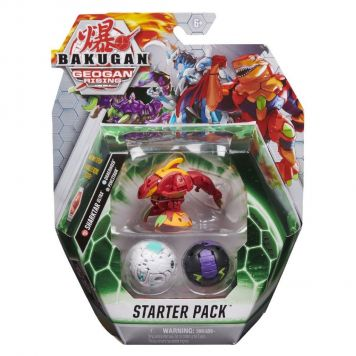 Bakugan Starter 3 Pack Season 3.0 Assortment