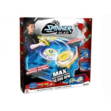 Spinner MAD Deluxe Battle Pack