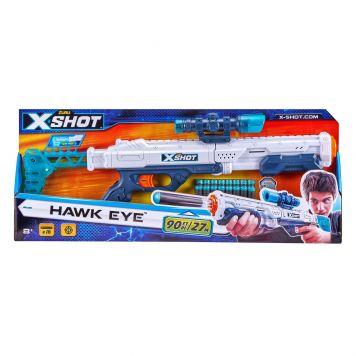Zuru X-Shot Hawk Eye Blaster met 16 Darts