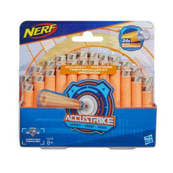 Nerf Accustrike Elite Refills 24 Stuks