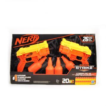 Nerf Alpha Strike Cobra RC Dual