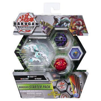 Bakugan Starter 3 Pack Season 2.0 Mix 4